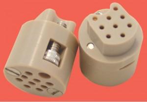 Vacuum C connectors