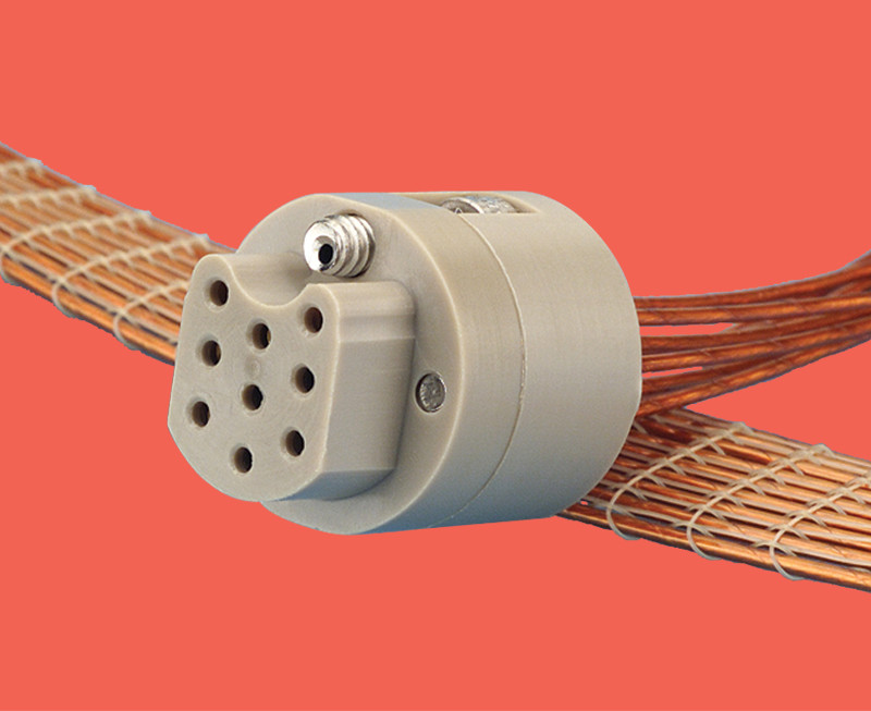 In Vacuum Subminiature 9 Pin C Type Cables Lewvac