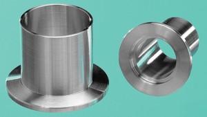 KF Half Nipple Stainless Steel