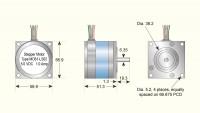 Low Torque Stepper Motor